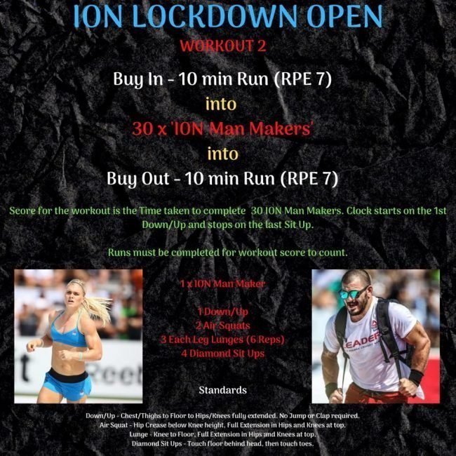 Ion Open